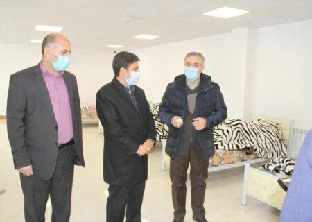 مرکز جامع درمان اعتیاد مردان و بانوان در اردبیل بهرهبرداری شد
