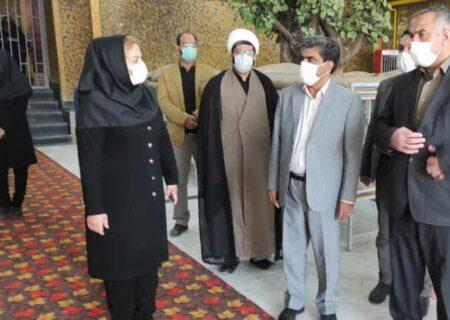 افتتاح مرکز اقامتی ویژه زنان معتاد در شیراز