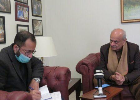 وزیر کنترل موادمخدرپاکستان خواستار تبادل اطلاعات موثر با ایران شد