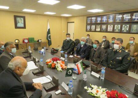 وزیر کنترل موادمخدر پاکستان متعهد به تحکیم همکاریها با ایران شد