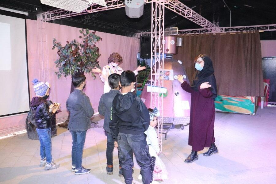 اجرای طرح توانمند سازی کودکان زیر ۱۰ سال در محلات مشهد