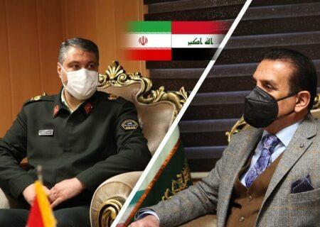 آمادگی پلیس مبارزه با مواد مخدر ایران برای انتقال تجربیات به عراق