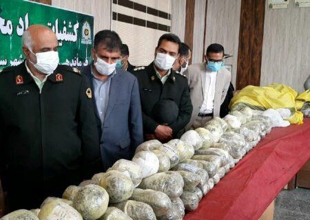 باند بزرگ مواد مخدر در قاینات متلاشی شد