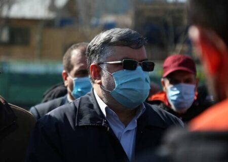 جمعآوری معتادان متجاهر اسماعیلآباد مشهد تا پایان سال