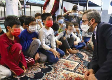 بازدید دبیر ستاد حقوق بشر از ۳ مرکز ویژه مردان، زنان و کودکان آسیبدیده اجتماعی در سومین روز