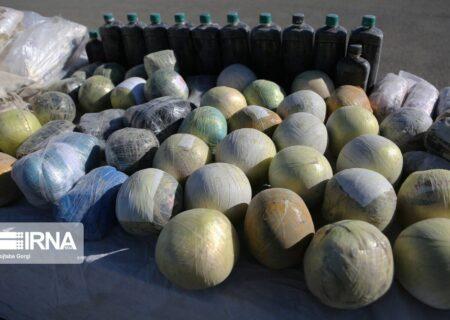 ۲۰۸ کیلوگرم مواد مخدر در یزد کشف شد
