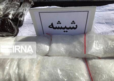 ۴۳۷ کیلو ماده مخدر شیشه در تهران کشف شد