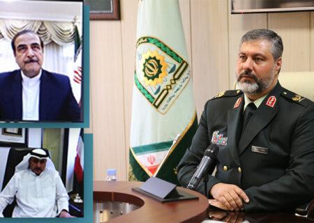 تاکید ایران و کویت بر تقویت همکاری در مبارزه با قاچاق مواد مخدر