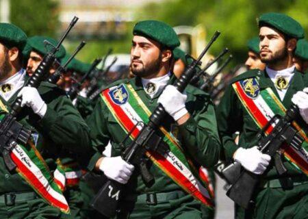 پیام تبریک سردار مومنی به مناسب سالروز تشکیل سپاه پاسداران
