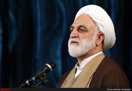دکتر مومنی انتصاب حجت الاسلام محسنی اژهای به ریاست قوه قضائیه را تبریک گفت