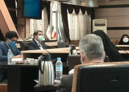 برگزاری جلسه کمیته فرهنگی و پیشگیری ستاد مبارزه با موادمخدر