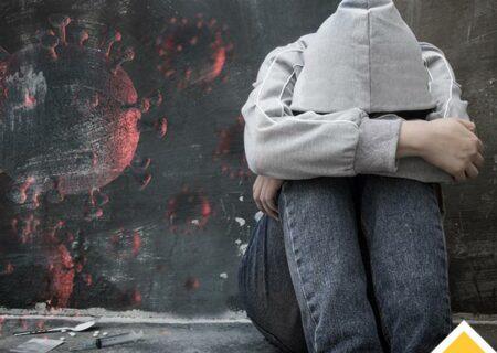 معتادان به کرونای شدیدتری مبتلا میشوند