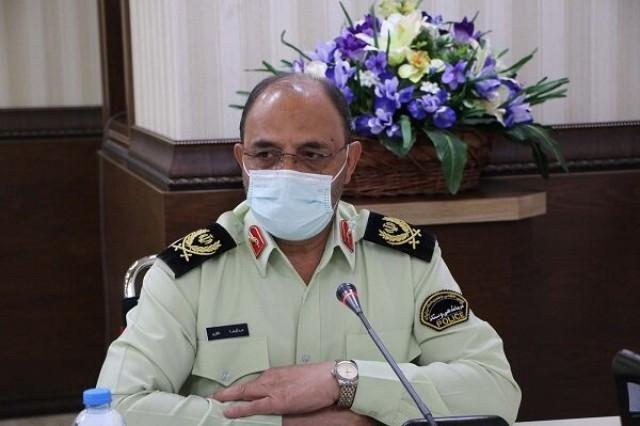 کشف ۴۳۰ کیلوگرم تریاک در عملیات مشترک پلیس استان کرمان و یزد