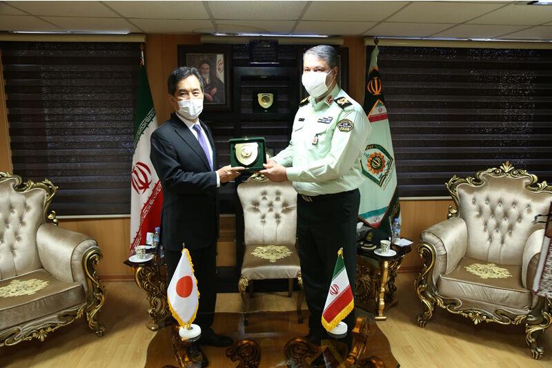 سفیر ژاپن: ایران نقش پر رنگی در مقابله جهانی با مواد مخدر دارد