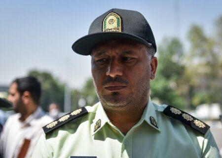 کشف نزدیک به ۶۰۰ کیلوگرم موادمخدر در ۳ عملیات پلیس تهران