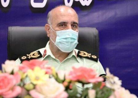 کاهش سهم پایتخت از کل جرائم کشور/ شرایط خاص بیش از ۳۰۰۰ معتاد متجاهر در تهران